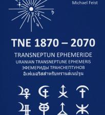 Livre: Uranian Transneptun Ephemeride TNE 1870-2070 (Ephémérides des planètes transneptuniennes 1870- 2070)